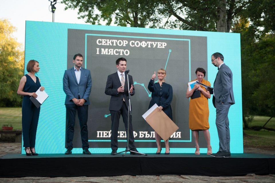 Paysafe България е най-голямото софтуерно дружество в страната