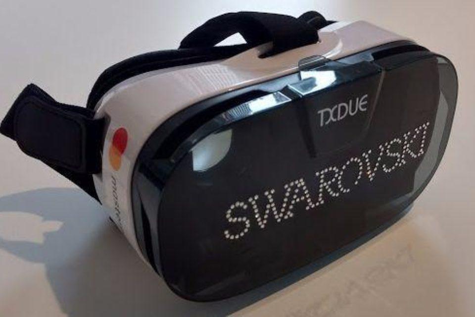 Mastercard и Swarovski си сътрудничат за ново приложение за виртуална реалност