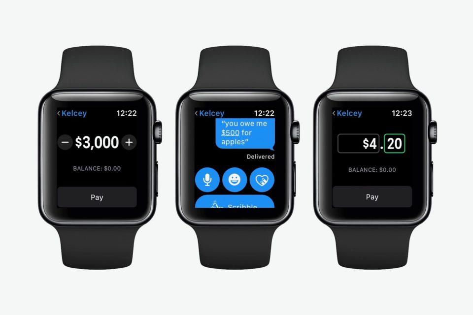 watchOS 4.2 донесе поддръжка на Apple Pay Cash и за Apple Watch