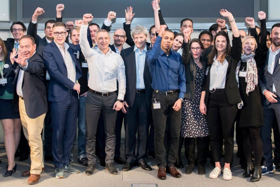 Райфайзен Банк с второто издание на програмата си за финтех стартъпи през 2018 година