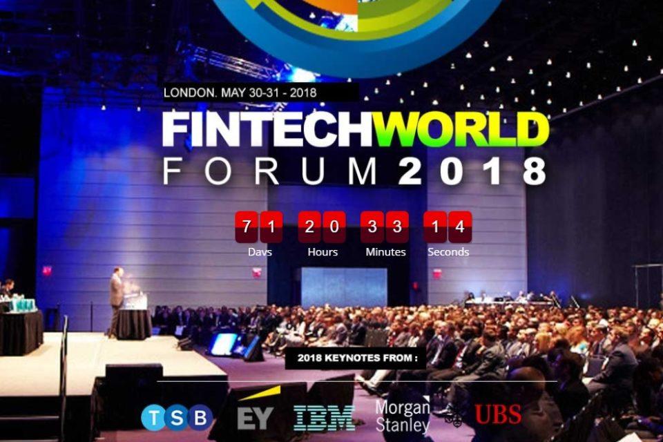 Технологичният и банков елит се събират на Fintech World Forum през май