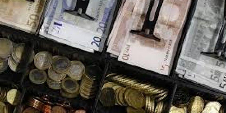 В Швеция почти не използват пари в брой